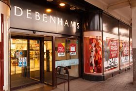 AEW fund acquires estate and Debenhams store for £20m