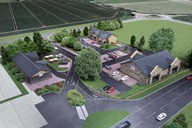 Planning approval granted for Godwin Development's roadside retail units