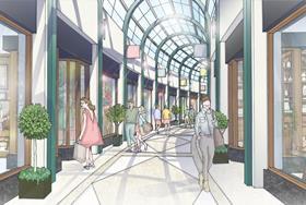 New plans drawn up for Belfast's £500m Tribeca scheme