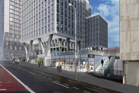 Osborne+Co secure permission for Glasgow Met Tower refurb