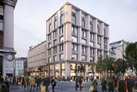 Hugo Boss signs for new store on Oxford Street