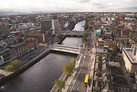 DWS splashes £316m on Dublin residential
