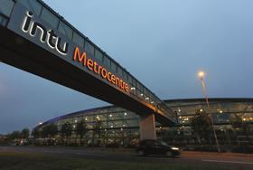 Sovereign Centros takes over intu's Metrocentre