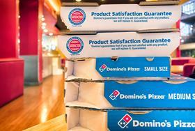 Domino's to open 200 new stores amid rise in dough