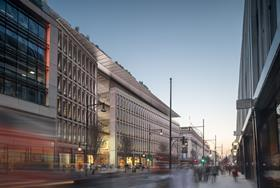 M&S to cut retail space and add offices as part of Marble Arch store redevelopment