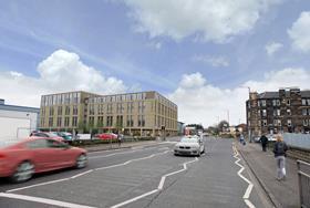 S Harrison student scheme in Edinburgh sold to Watkin Jones