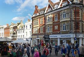 St John's College Cambridge sells prime retail investment in Cambridge
