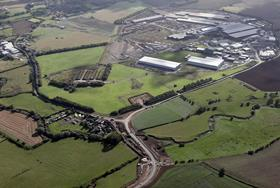 Opus North and Rougemont submit plans for 650,000 sq ft of shed space