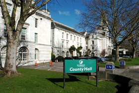 Surrey County Council buys Weybridge office building for £16m