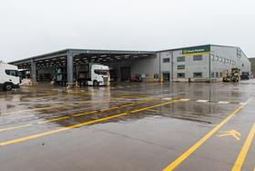 95,000 sq ft Port of Cardiff distribution facility hits the market