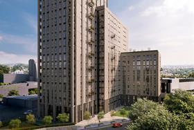 Godwin Developments submits plans for 336-apartment BTR scheme