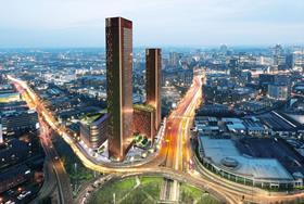 Curzon Wharf masterplan unveiled