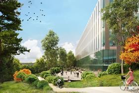 U+I gets greenlight for 800,000 sq ft Kent flexible workspace scheme