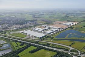 Woodland Group takes 195,000 sq ft at Doncaster's iPort