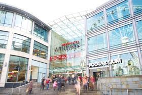 Green & Partners appointed as Manchester Arndale leasing consultants