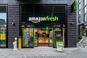 Second Amazon Fresh store opens in London