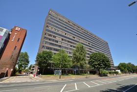 Double lettings at Old Trafford offices