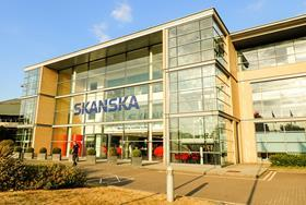 Skanska mulls Watford head office move