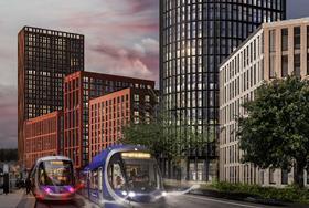 Court Collaboration's 454-unit BTR scheme in Birmingham green lit