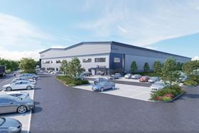 Trebor and Hillwood reveal speculative plans following pre-let