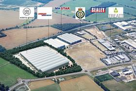 Jaynic pre-sells 870,000 sq ft Suffolk warehouse to Weerts