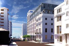 Topland's 221-bedroom Brighton hotel greenlit