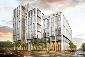 Ossian Holdings' 226,000 sq ft office scheme in Belfast greenlit