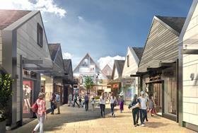 Work commences at Grantham Designer Outlet Village