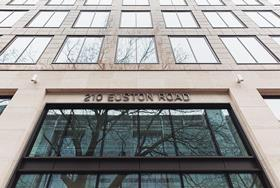 The Office Group appoints Knight Frank at 210 Euston Road
