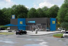 Greggs to open first Welsh drive-thru site