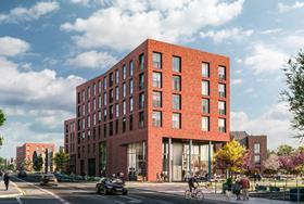 Manchester City Council and FEC submit plans for Collyhurst regeneration