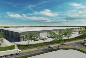 Jaynic's 870,000 sq ft Bury St Edmunds warehouse greenlit