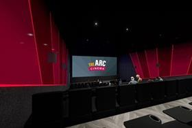 Arc Cinema signs on at Ayr town centre