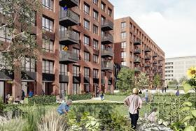 Greenlight for resi-led scheme at Edinburgh Park
