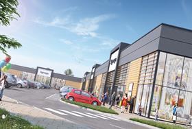 BlackRock's Flowerdown Retail Park acquired for £22m