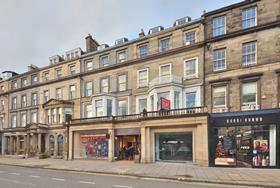 Edinburgh's 39 George Street secures two lettings