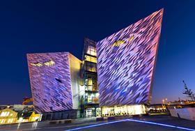 Belfast City Council approves £12m aquarium in Titanic Quarter