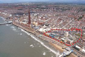 Blackpool Central scheme launches phase one consultation
