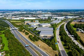 Caddick plans Leeds industrial development