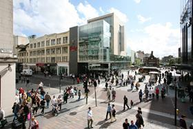 H&M commits to longer term future at Sovereign Centros' St Enoch Centre