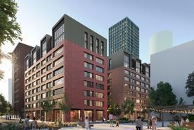 Watkin Jones submits plans for 551-home Birmingham brownfield development